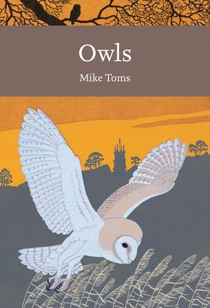 Owls (Collins New Naturalist Library, Book 125) book image