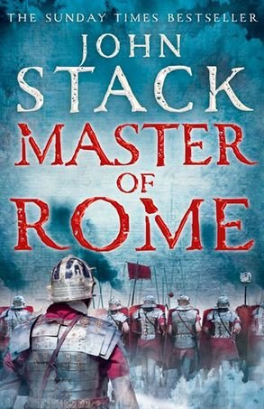 Cover image - Master of Rome