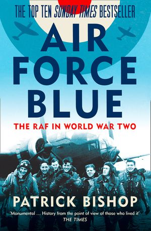 Air Force Blue: The RAF in World War Two book image