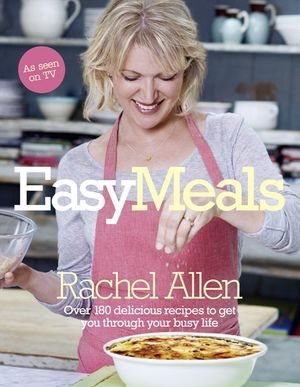 Easy Meals book image
