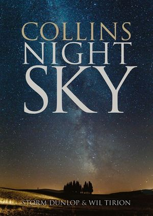 Collins Night Sky book image