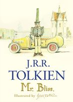 Mr Bliss Hardcover  by J. R. R. Tolkien