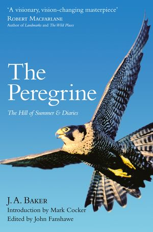 The Peregrine: The Hill of Summer & Diaries: The Complete Works of J. A. Baker book image