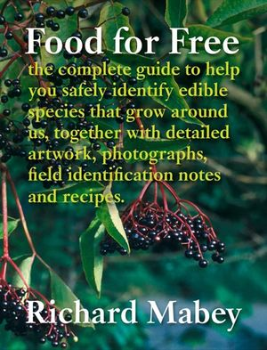 Food for Free book image