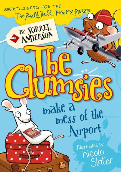 The Clumsies (6) - The Clumsies Make A Mess of The Airport