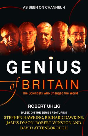Genius of Britain (Text Only) book image