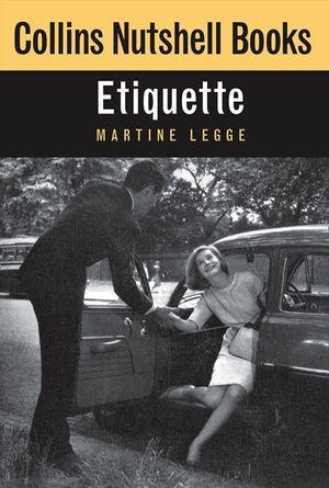 Etiquette (Collins Nutshell Books) book image