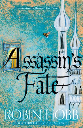 Cover image - Assassin's Fate
