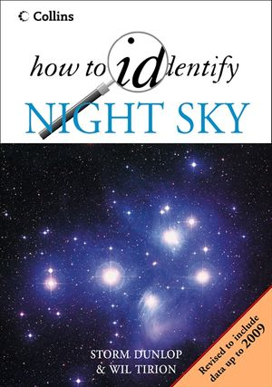 The Night Sky (How to Identify) book image