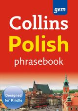 Collins Gem Polish Phrasebook and Dictionary (Collins Gem)
