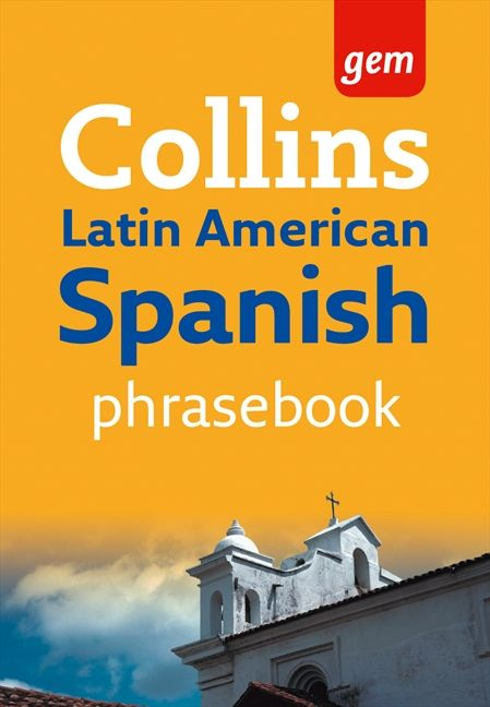 Collins gem latin american spanish phrasebook and dictionary read a sample fandeluxe Images