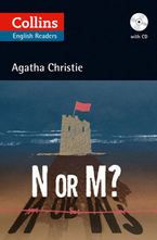 N or M?: Level 5, B2+ (Collins Agatha Christie ELT Readers) Paperback  by Agatha Christie