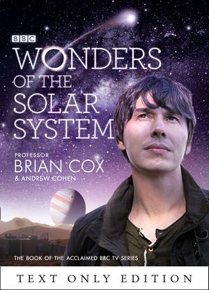 Wonders of the Solar System Text Only book image