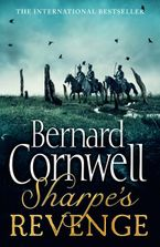Sharpe's Revenge: The Peace of 1814 (The Sharpe Series, Book 19) Paperback  by Bernard Cornwell