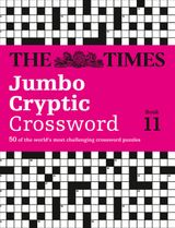 Times Jumbo Cryptic Crossword 11: The world's most challenging cryptic crossword