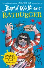 Ratburger Paperback  by David Walliams