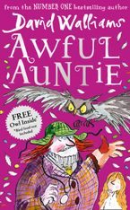 Awful Auntie Hardcover  by David Walliams