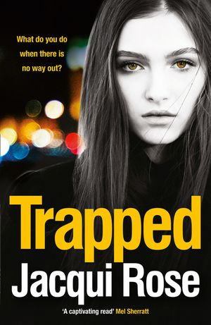 Trapped book image