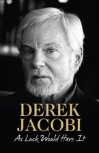 As Luck Would Have It Paperback  by Derek Jacobi