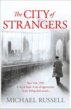 The City of Strangers eBook  by Michael Russell
