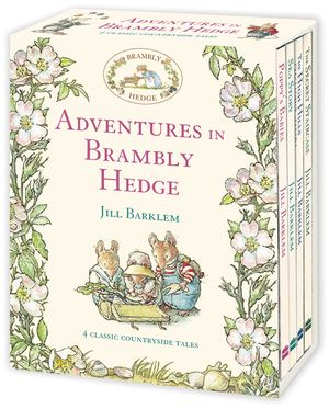 Adventures in Brambly Hedge book image
