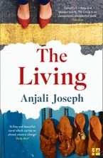 The Living Paperback  by Anjali Joseph