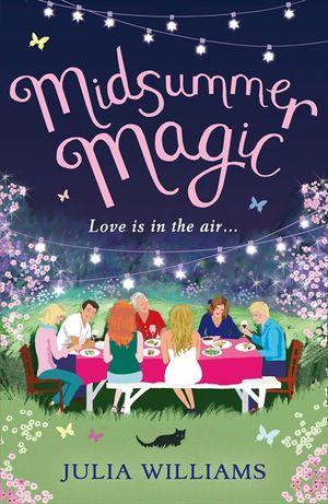 Midsummer Magic book image