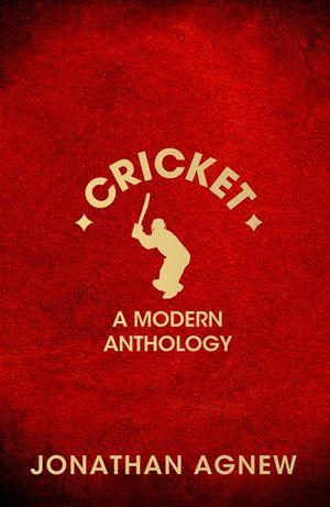 Cricket: A Modern Anthology book image