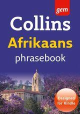 Collins Gem Afrikaans Phrasebook and Dictionary (Collins Gem)