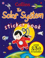 Collins Solar System Sticker Book (Collins Sticker Books) Paperback  by Collins
