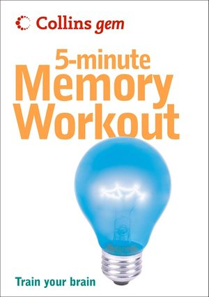 5-Minute Memory Workout (Collins Gem) book image