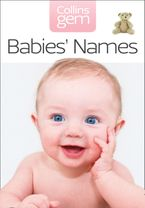 Babies' Names (Collins Gem) eBook  by Collins