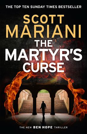 Cover image - Ben Hope (11): The Martyr's Curse