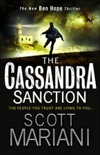 The Cassandra Sanction: The most controversial action adventure thriller you'll read this year! (Ben Hope, Book 12) Paperback  by Scott Mariani