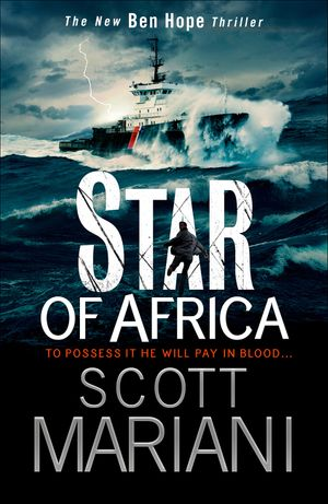 Star of Africa (Ben Hope, Book 13) book image