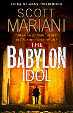The Babylon Idol (Ben Hope, Book 15) Paperback  by Scott Mariani