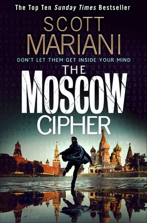 The Moscow Cipher (Ben Hope, Book 17) book image