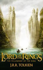 The Fellowship of the Ring (The Lord of the Rings, Book 1) Paperback MDT by J. R. R. Tolkien