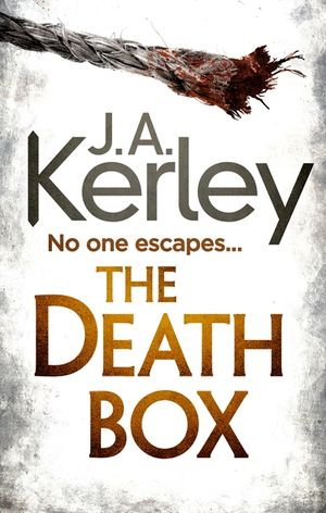 The Death Box (Carson Ryder, Book 10) book image