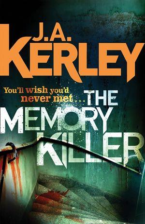 The Memory Killer (Carson Ryder, Book 11) book image