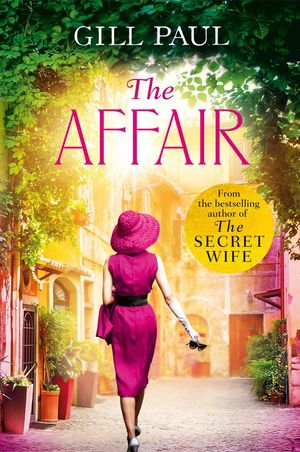 The Affair: An enthralling story of love and passion and Hollywood glamour book image