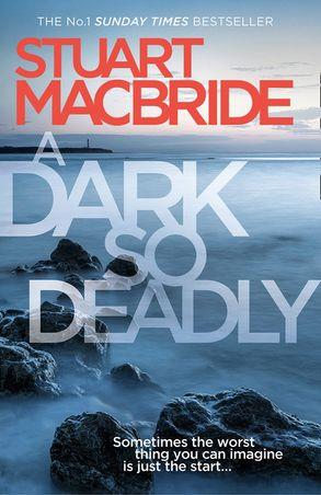 Cover image - A Dark So Deadly
