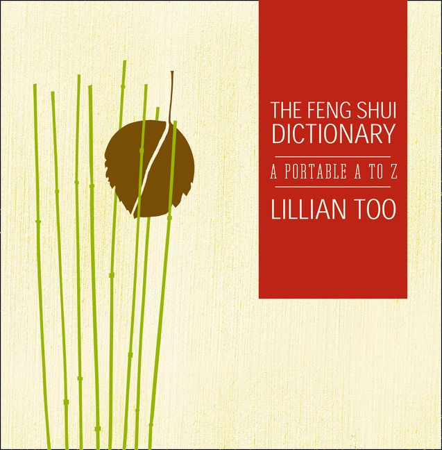 the feng shui dictionary a portable a to z