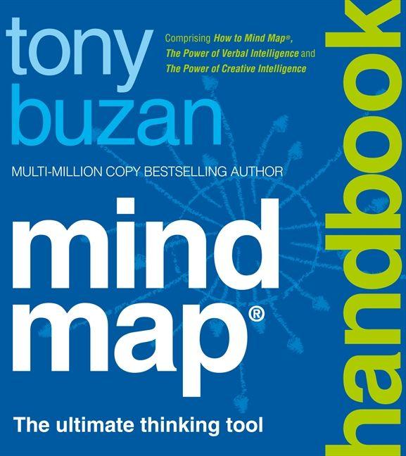 Mind Map Handbook: The ultimate thinking tool - Tony Buzan