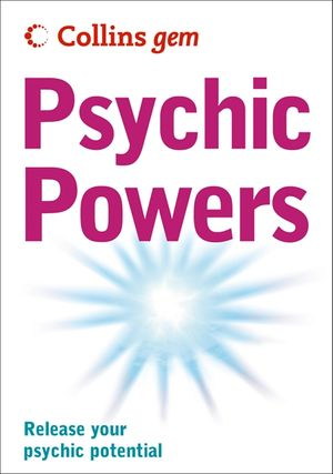 Psychic Powers (Collins Gem) book image