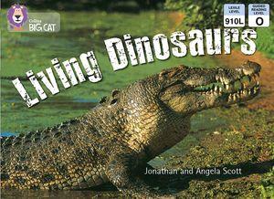 Living Dinosaurs: Band 08/Purple (Collins Big Cat) book image