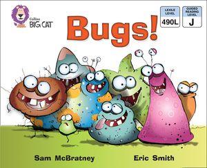 Bugs!: Band 6/ Orange (Collins Big Cat) book image