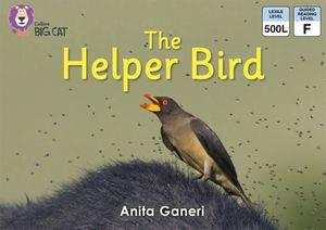 Helper Bird: Yellow/ Band 3 (Collins Big Cat) book image