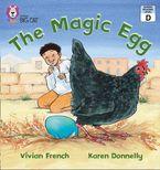 The Magic Egg: Band 2A/Red (Collins Big Cat)