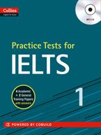 Practice Tests for IELTS 1 (Collins English for IELTS) Paperback  by